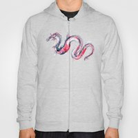 Koi Dragon Hoody