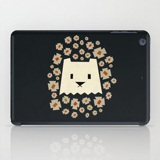 Floral Yeti iPad Case