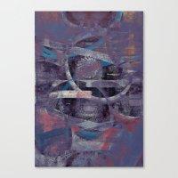 Disquiet Zero Canvas Print