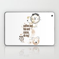 Coffee And Tea And Cocoa… Laptop & iPad Skin