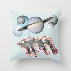 BETTER THAN EVER Throw Pillow
