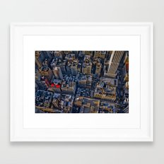Top of the Empire #5 Framed Art Print