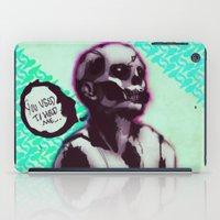 Desperate Zombie iPad Case