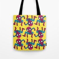 Does whatever a spider can! Tote Bag