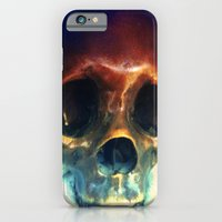 iPhone & iPod Case featuring All You Need is Skull. by Lilly Guastella