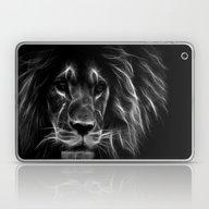 Leo The Lion Laptop & iPad Skin