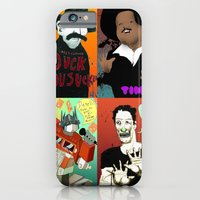 Pop mix of the some of the greats pop culture memories.  iPhone 6 Slim Case