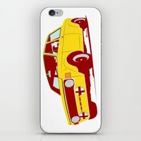 Fiat 128 iPhone & iPod Skin