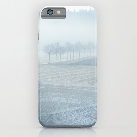 Winter Landscape iPhone & iPod Case