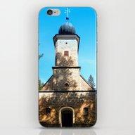 Maria Rast Forest Chapel… iPhone & iPod Skin