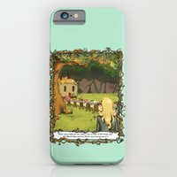 The March Hare and the Hatter iPhone 6 Slim Case