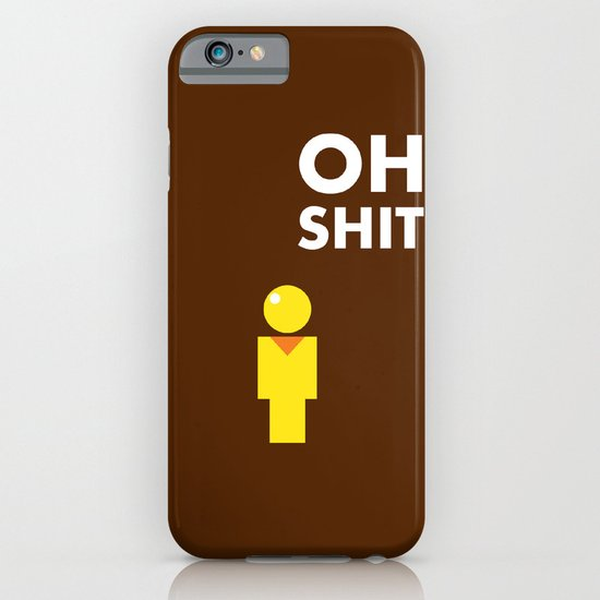 bad day iPhone & iPod Case