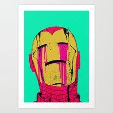 Smack! Art Print