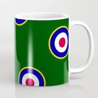 RAF Insignia Mug