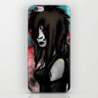 Angel Redone  iPhone & iPod Skin