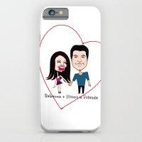 Rebecca Black and Simon Cowell are Friends iPhone 6 Slim Case