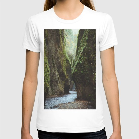 Oneonta Gorge T-shirt