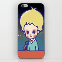 Let Your Heart Talk iPhone & iPod Skin