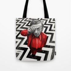 Homage To Twin Peaks - F… Tote Bag