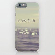 C'est la Vie Slim Case iPhone 6s
