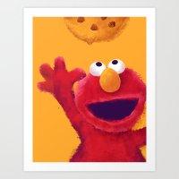 Cookies 2 Art Print
