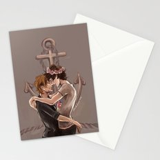 and i'd marry you... Stationery Cards