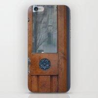 Doors 2 iPhone & iPod Skin