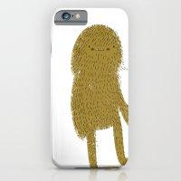 Sasquatch Man iPhone 6 Slim Case