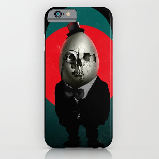 Humpty Dumpty iPhone & iPod Case
