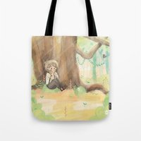 Tom Sawyer Tote Bag