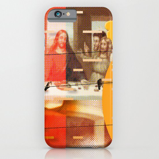 Never In A Million Years < The NO Series (Orange) iPhone & iPod Case