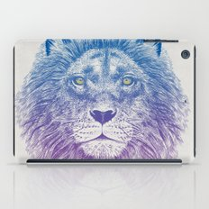 Face of a Lion iPad Case