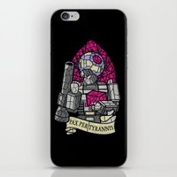 Pax Per Tyrannis iPhone & iPod Skin