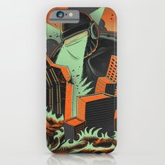 Attack Of The Robot iPhone 6 Slim Case