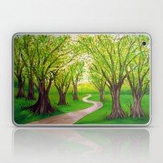 Summer landscape Laptop & iPad Skin