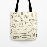 Paleo Dentistry Tote Bag