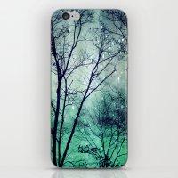 Wintergreen Twilight iPhone & iPod Skin