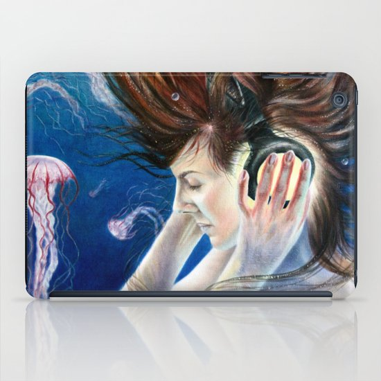 Deep Sounds iPad Case