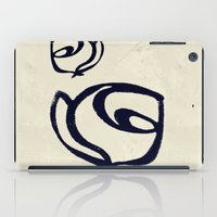 Flowers, Mother-Daughter… iPad Case