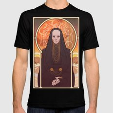 Reverend Mother Mens Fitted Tee Black SMALL