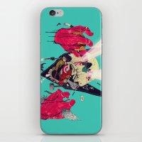 Hero Eater iPhone & iPod Skin