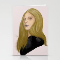 LADY G Stationery Cards