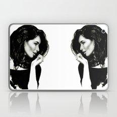 girl jazz Laptop & iPad Skin