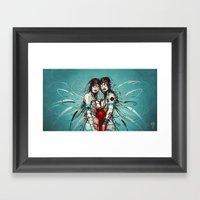 Nymph I: Exclusive Editi… Framed Art Print