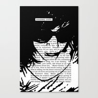 Unnecessary Trouble Canvas Print