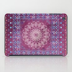 Old Bookshop Magic Mandala iPad Case
