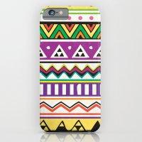 Colouful Aztec iPhone 6 Slim Case