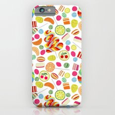 Rainbow candies Slim Case iPhone 6s