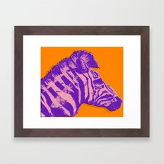Wear Your Stripes Proudly #2 Framed Art Print
