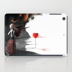 Burning Love iPad Case
